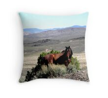 Can't See Me Can You? Throw Pillow