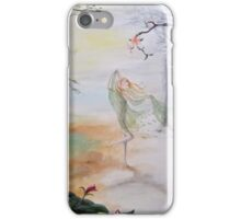 Cast A Spell For Spring iPhone Case/Skin