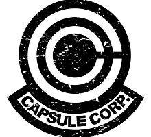 Capsule Corp. Black by Bamboer