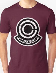 Capsule Corp. Black T-Shirt