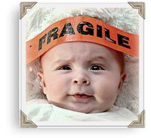 ~Fragile~ Canvas Print