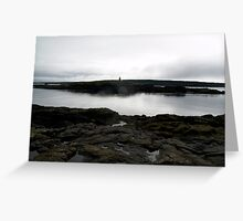 Brier Island Greeting Card