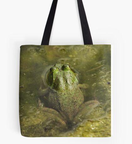 Frog May Tote Bag
