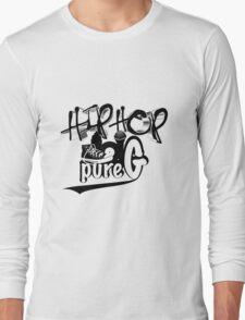 Hip Hop Generation Long Sleeve T-Shirt