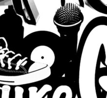 Hip Hop Generation Sticker