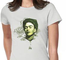 Frida Khalo  Womens Fitted T-Shirt