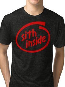 Sith Inside Tri-blend T-Shirt