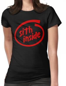 Sith Inside Womens Fitted T-Shirt