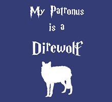 My Patronus is a Direwolf T-Shirt
