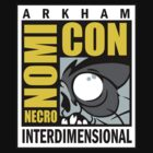 Arkham NecronomiCON by Tom Kurzanski