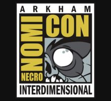 Arkham NecronomiCON by Tom Kurzanski