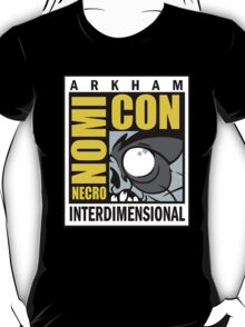 Arkham NecronomiCON T-Shirt