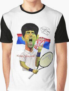 Djokovic number 1 Graphic T-Shirt