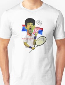 Djokovic number 1 T-Shirt