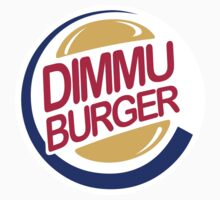 Dimmu Burger - Sticker by BabyJesus