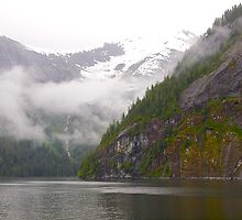Misty Fiord, Ketchikan,  Alaska, 2012. by johnrf