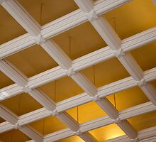 Ceiling Grid by phil decocco