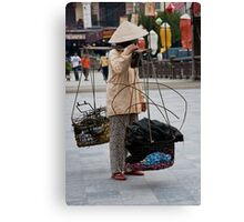 Carry All Canvas Print