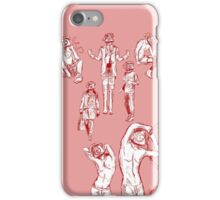 The Phone Guy Series  iPhone Case/Skin
