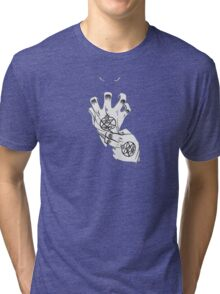 The Flame Alchemist Tri-blend T-Shirt