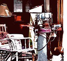 Willburn Furniture & Restoration Needs Restoring by PictureNZ