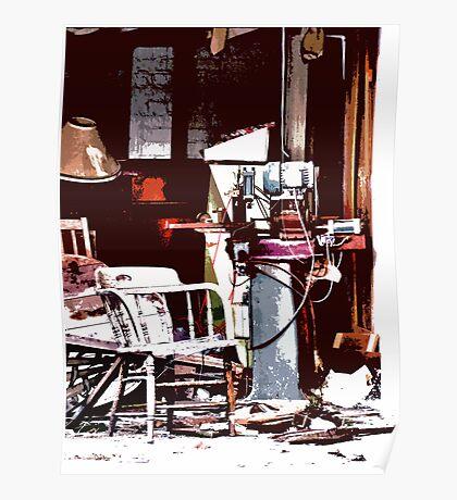 Willburn Furniture & Restoration Needs Restoring Poster