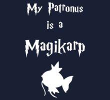 My Patronus Is A Magikarp by OuroborosEnt