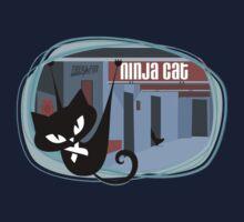 Trek.fm: Ninja Cat One Piece - Long Sleeve