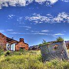 Arltunga Police Station by James mcinnes