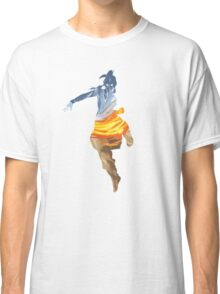 Korra and the Elements Classic T-Shirt