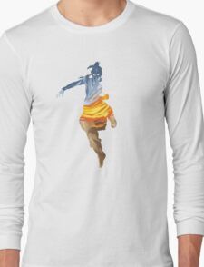 Korra and the Elements Long Sleeve T-Shirt