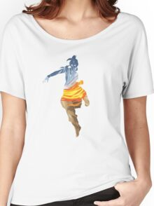 Korra and the Elements Women's Relaxed Fit T-Shirt