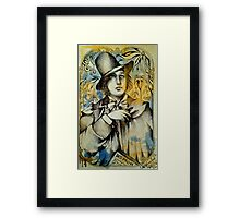 A Withered Nosegay Framed Print