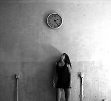 Why Does Time Matter When Your Locked Away From A Life? by MJD Photography  Portraits and Abandoned Ruins