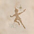 Peter Pan Neverland Map by joshda88