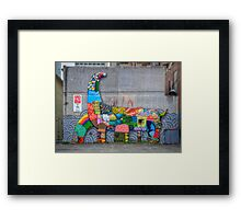 FAD Gallery Framed Print
