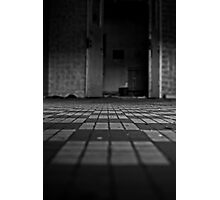 Abandoned Asylum Photographic Print