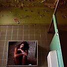 Mirror Self Portrait- Abandoned Asylum by MJD Photography  Portraits and Abandoned Ruins