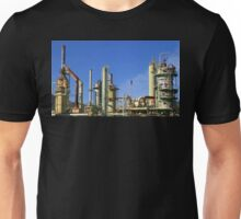 Oil Refinery Unisex T-Shirt