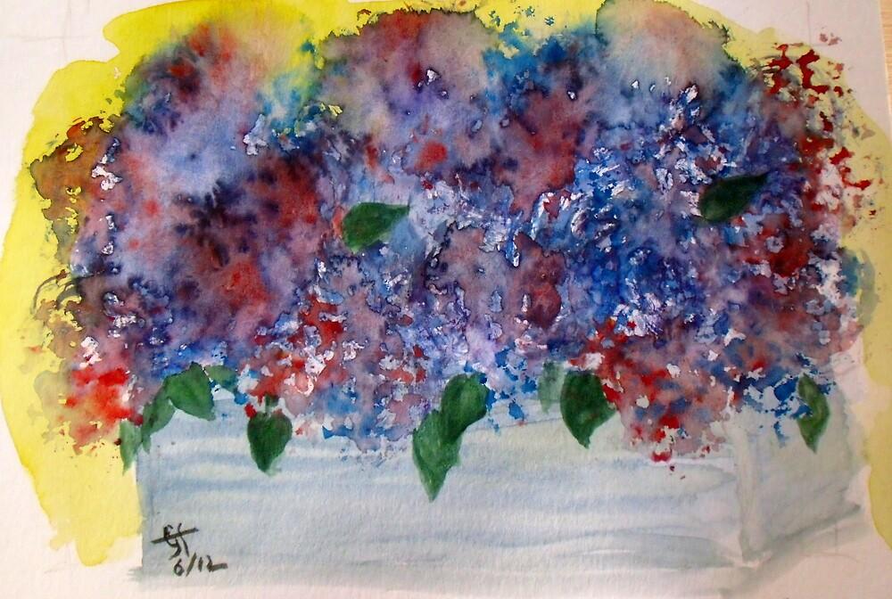 Blumenkasten by TrixiJahn