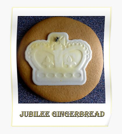 Jubilee Gingerbread Poster