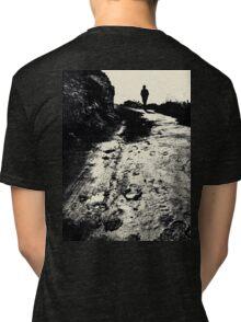 Lonely Walk Tri-blend T-Shirt