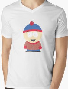 Stan from South Park Mens V-Neck T-Shirt
