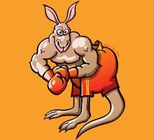 Olympic Boxing Kangaroo Unisex T-Shirt