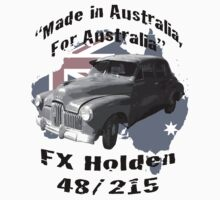 FX Holden 48/215 by Charlo