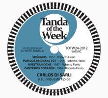 TOTW24/2012 - Di Sarli / Florio - TK - Blue by TOTW