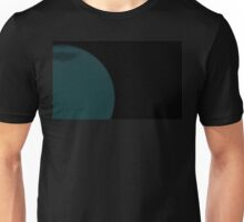 Wire GlobeGlobe with a wire grid on black background. Unisex T-Shirt