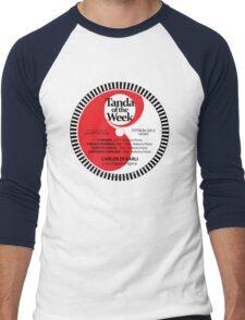 TOTW24/2012 - Di Sarli / Florio - TK - Red Men's Baseball ¾ T-Shirt