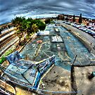 Skate Park by BigAndRed