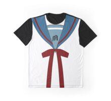 North High Uniform - Female Graphic T-Shirt